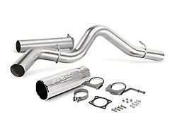 Edge Jammer Turbo-Back Single Exhaust System; Side Exit (07-13 5.9L RAM 2500)