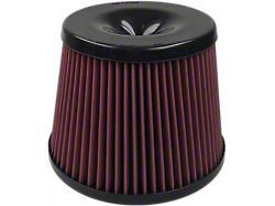 S&B Cold Air Intake Replacement Oiled Cleanable Cotton Air Filter (10-12 6.7L RAM 2500)