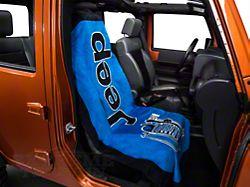 Towel 2 Go; Blue (87-20 Jeep Wrangler YJ, TJ, JK & JL)