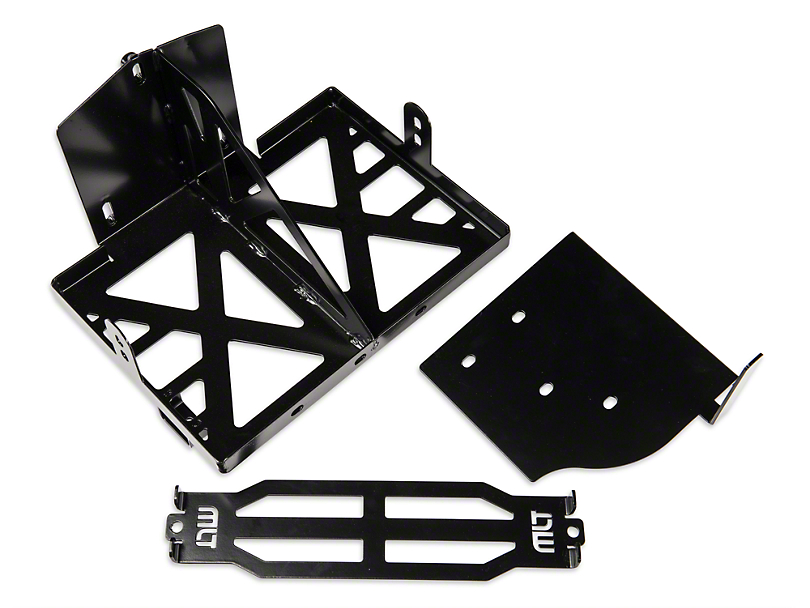TJM Dual Battery Tray (07-11 Wrangler JK)