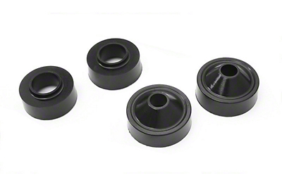 Rough Country 1.75 in. Spacer Lift Kit (07-18 Wrangler JK)