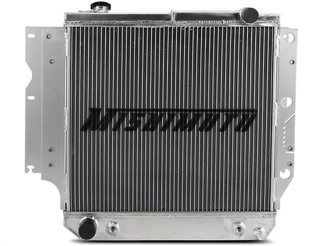 Mishimoto Aluminum Performance Radiator (87-06 Wrangler YJ & TJ)