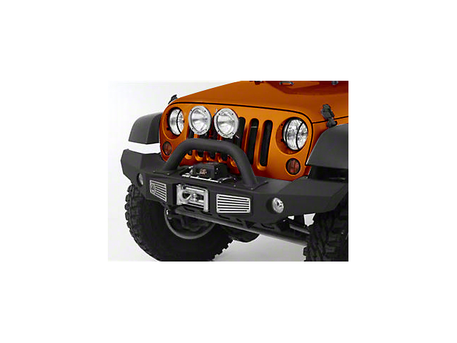 Smittybilt XRC Atlas Front Bumper (07-18 Jeep Wrangler JK)
