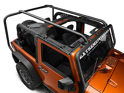 Rugged Ridge Sherpa Roof Rack (07-18 Wrangler JK 2 Door)