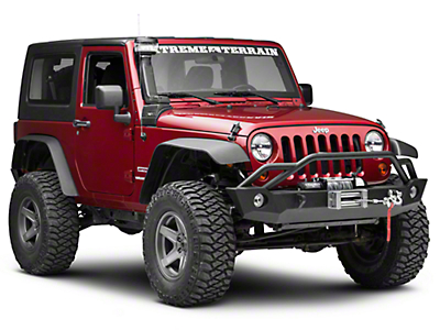 Rugged Ridge XHD Snorkel with Pre-Filter (07-18 3.6L or 3.8L Wrangler JK)