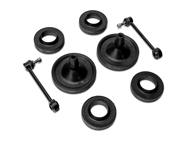 Teraflex 1.5 in. Spacer Leveling Kit (07-18 Jeep Wrangler JK)