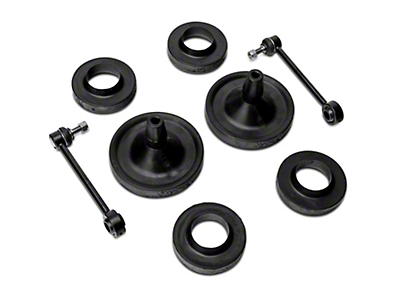 Teraflex 1.5 in. Spacer Leveling Kit (07-18 Wrangler JK)