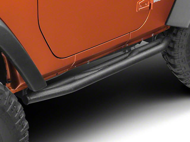 Barricade Rock Sliders (07-18 Wrangler JK 2 Door)