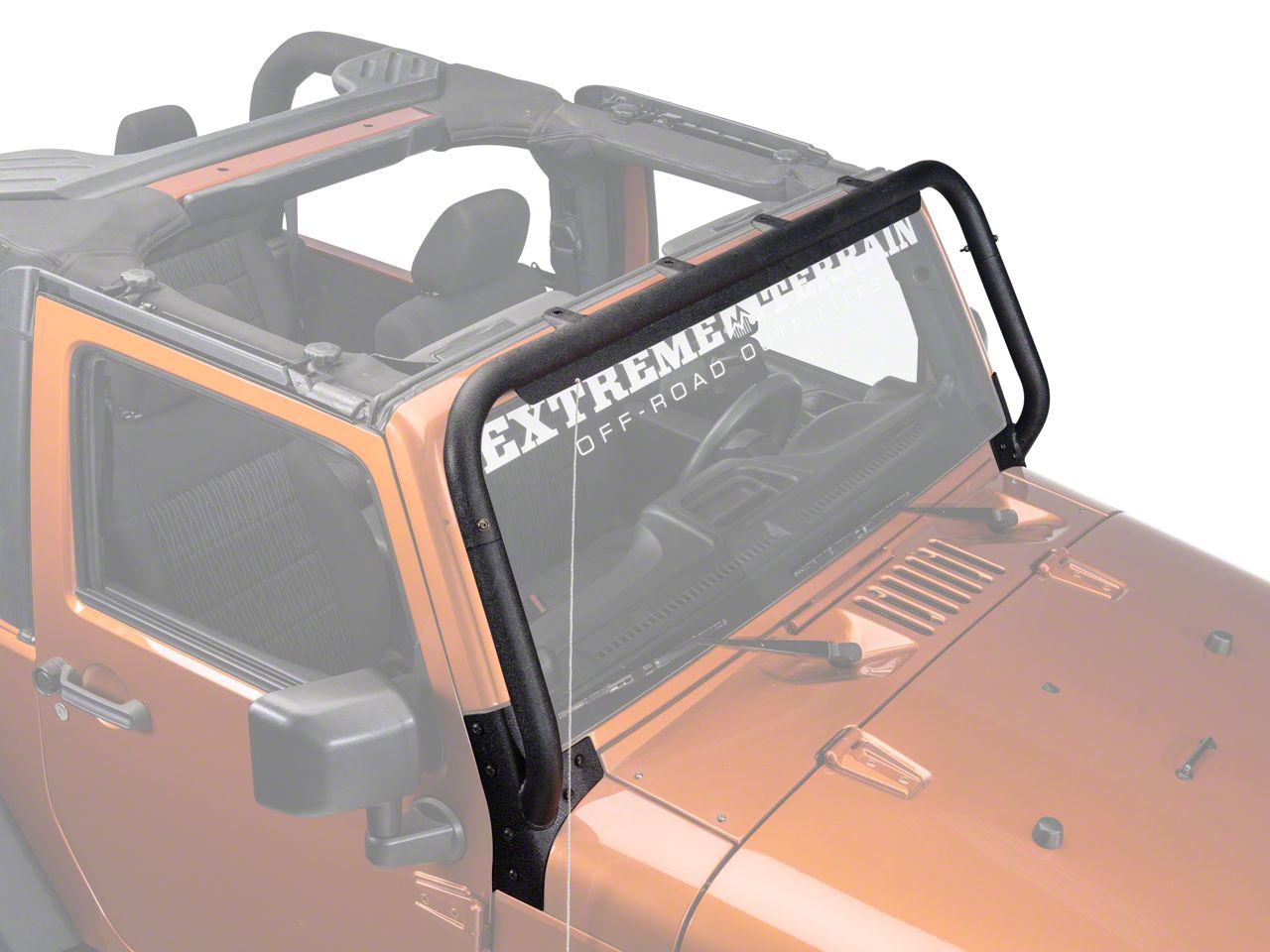 Barricade Light Bar (07-18 Jeep Wrangler JK)