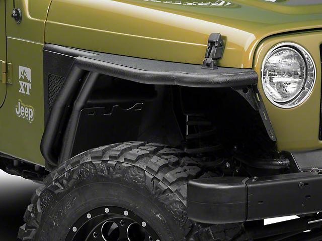 Barricade Front Fenders w/ Flares (97-06 Jeep Wrangler TJ)