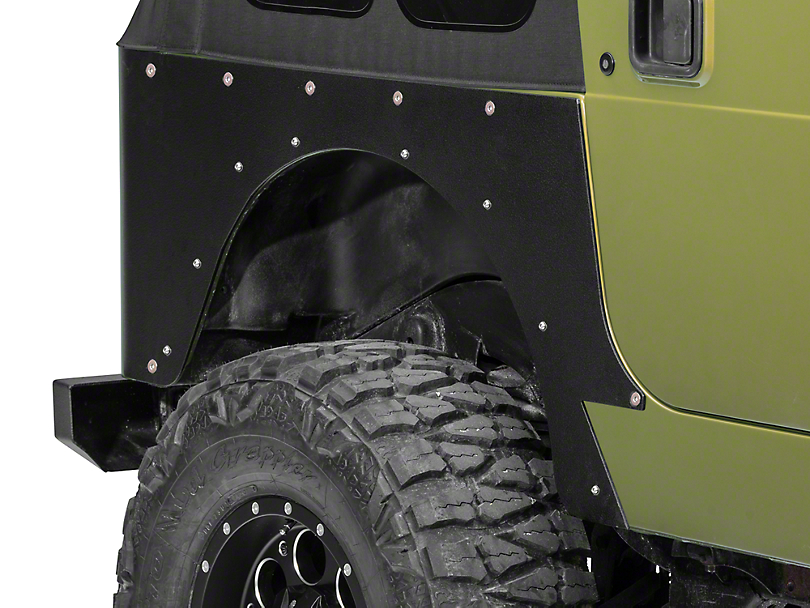 Barricade Corner Guard (97-06 Wrangler TJ, Excluding Unlimited)