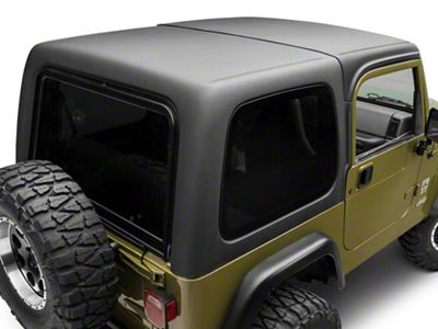 rally tops jeep wrangler two piece hardtop for full doors tj2ht 97 Jeep Wrangler Aftermarket Hard Tops rally tops two piece hardtop for full doors 97 06 jeep wrangler tj excluding unlimited
