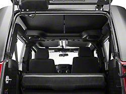 Boom Mat Sound Deadening Headliner; Black (11-18 Jeep Wrangler JK 2-Door)
