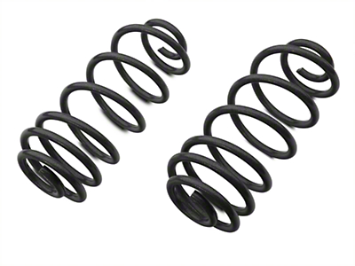 Tuff Country 4 in. Lift Coil Springs - Rear (97-06 Jeep Wrangler TJ)