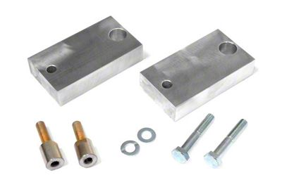 Rough Country 1 in. Motor Mount Lift Kit (87-06 Jeep Wrangler YJ & TJ)