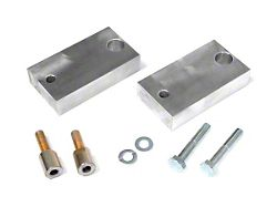 Rough Country 1-Inch Motor Mount Lift Kit (87-06 Jeep Wrangler YJ & TJ)