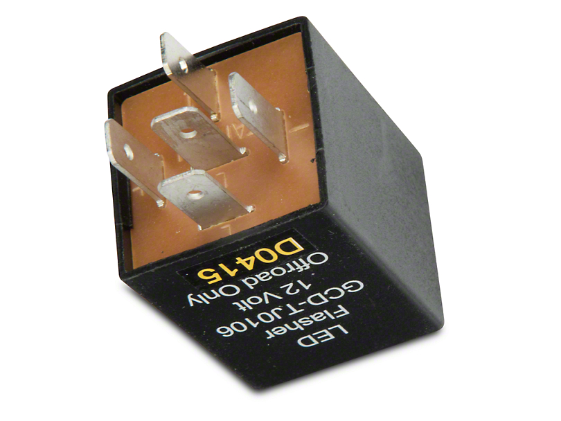 LED Flasher Relay (01-06 Wrangler TJ)