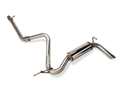 Magnaflow Competition Series Cat-Back Exhaust (12-18 Wrangler JK 2 Door)