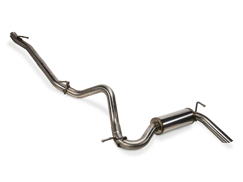 Magnaflow Competition Series Cat-Back Exhaust (07-10 Jeep Wrangler JK 2 Door)