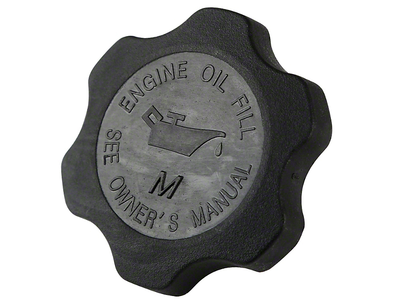 Engine Oil Cap (03-11 Jeep Wrangler TJ & JK)