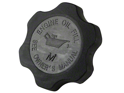 Omix-ADA Replacement Oil Filler Cap (12-17 Wrangler JK)