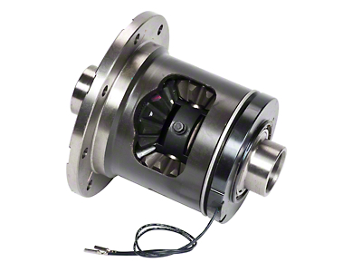 Auburn Gear Dana 35 Ected Max-Locker Differential - 27 Spline - 3.55 & Numerically Higher Gear Ratio (87-07 Jeep Wrangler YJ, TJ & JK)