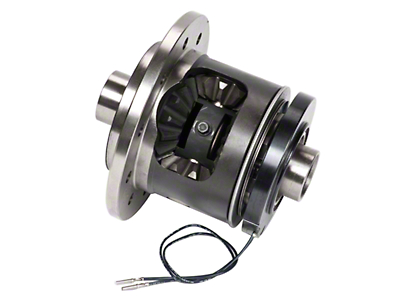 Auburn Gear Ected Max-Locker Differential - Dana 30 - 27 Spline - 3.73 & Higher Gear Ratio (87-18 Wrangler YJ, TJ & JK)