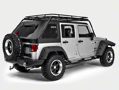 Wild Boar Fastback Top (07-17 Wrangler JK 4 Door)