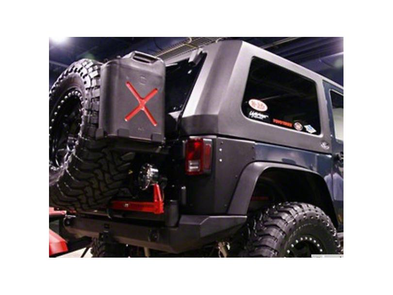 Wild Boar Fastback Top (07-18 Jeep Wrangler JK 2 Door)