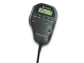 Cobra CB Radio (87-18 Wrangler YJ, TJ, JK & JL)