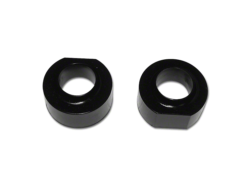 Tuff Country 1.5 in. Front or Rear Coil Spring Spacers - Pair (97-06 Wrangler TJ)