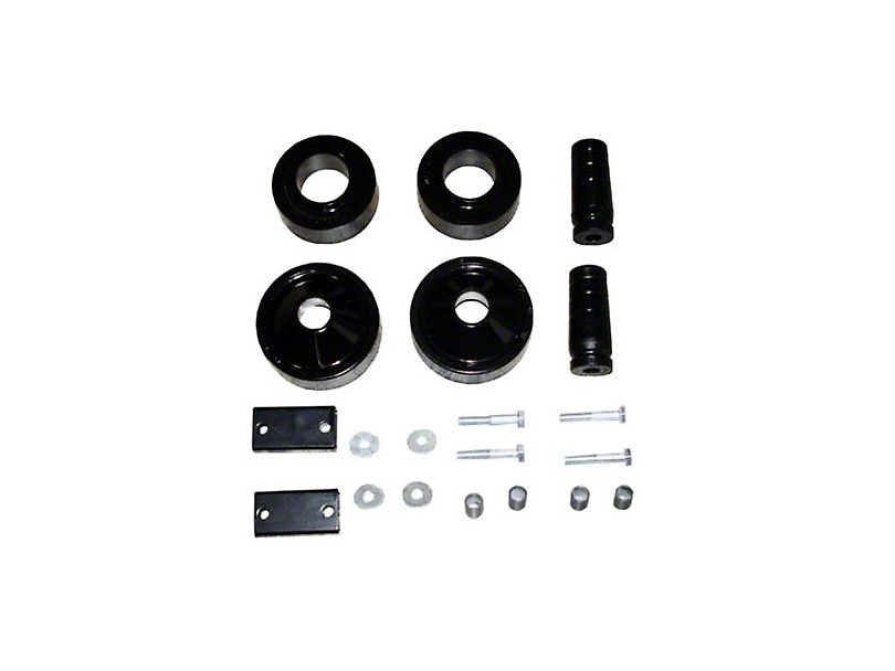 Pro Comp Suspension 1.75 in. Lift Kit w/o Shocks (07-18 Jeep Wrangler JK)