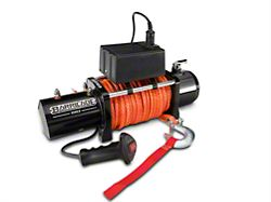 Barricade 9,500 lb. Winch with Synthetic Rope