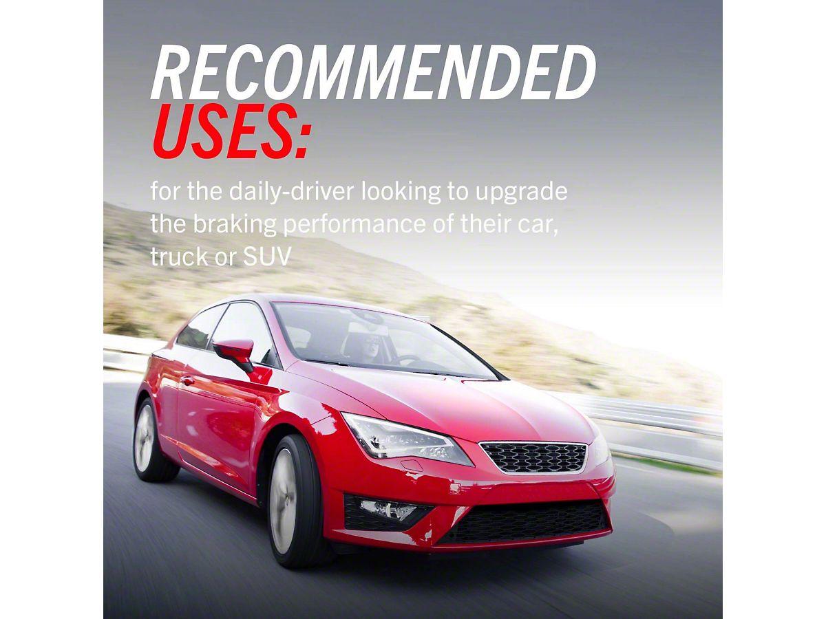 Disc Brake Rotors >> Power Stop Z23 Evolution Sport Brake Rotor Pad Kit Front Rear 07 18 Jeep Wrangler Jk