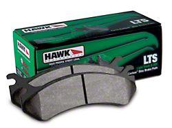 Hawk Performance LTS Brake Pads - Rear Pair (07-18 Jeep Wrangler JK)