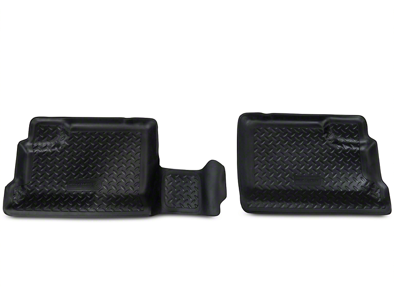 Husky Rear Floor Liner (07-10 Wrangler JK 4 Door)