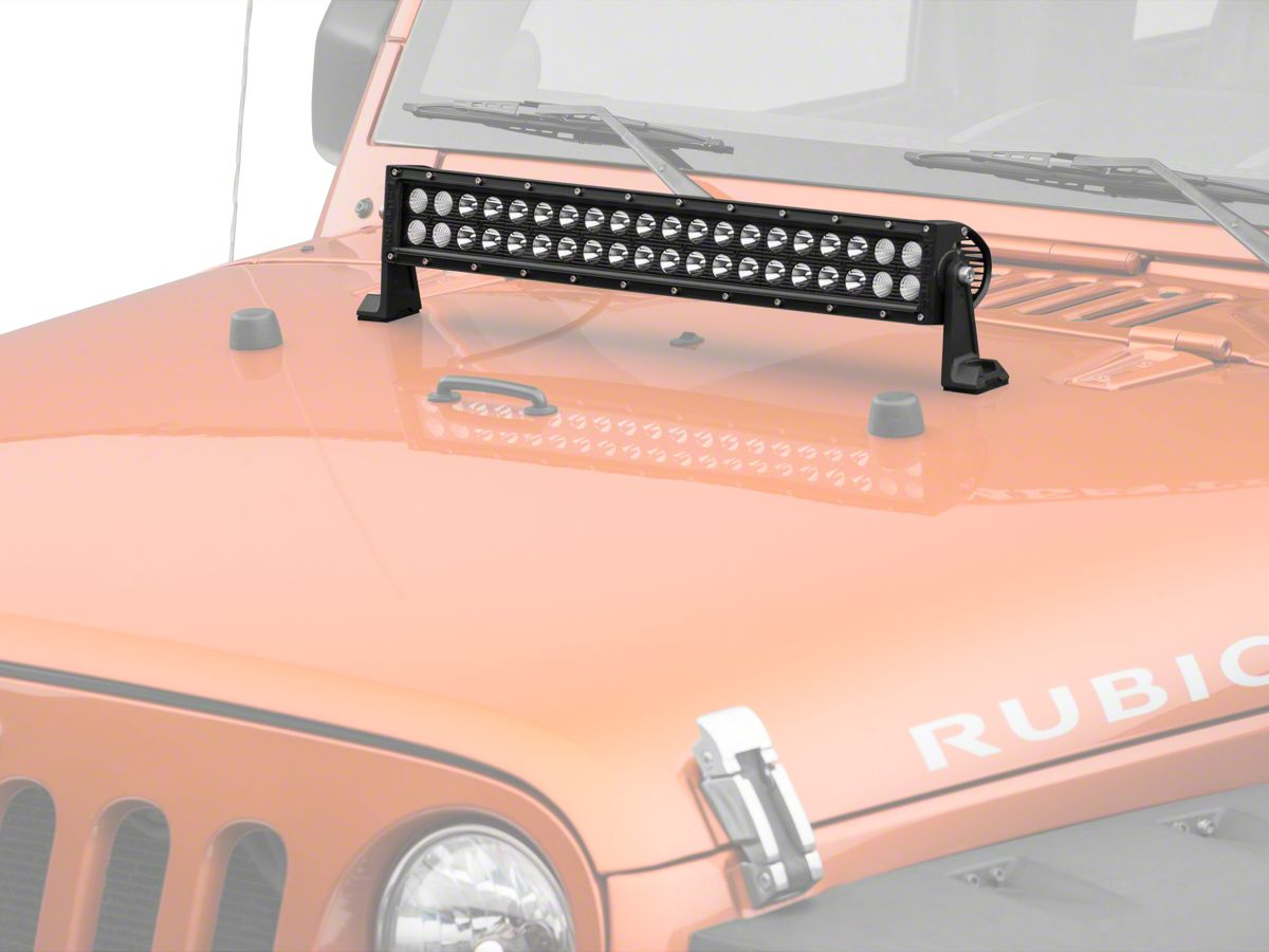 KC HiLiTES 20 in. C-Series C20 LED Light Bar - Spot/Spread Combo on