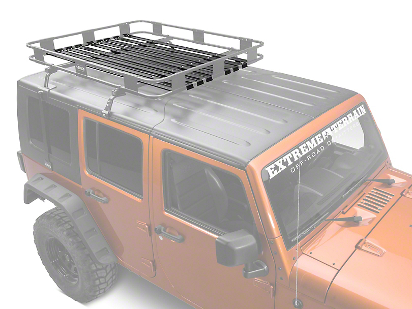 Surco Safari Rack Optional Flooring Kit (87-18 Jeep Wrangler YJ, TJ, JK & JL)
