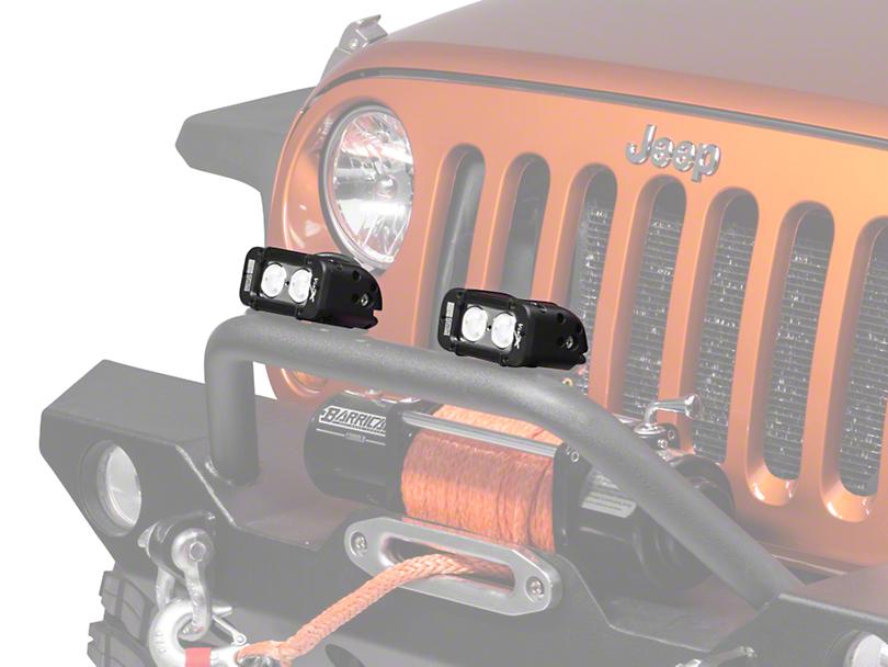 Vision X 5 in. EVO Prime LED Light Bar - 40 Degree Wide Beam