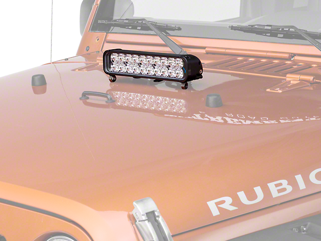 Vision X 12 in. Xmitter LED Light Bar - Euro Beam