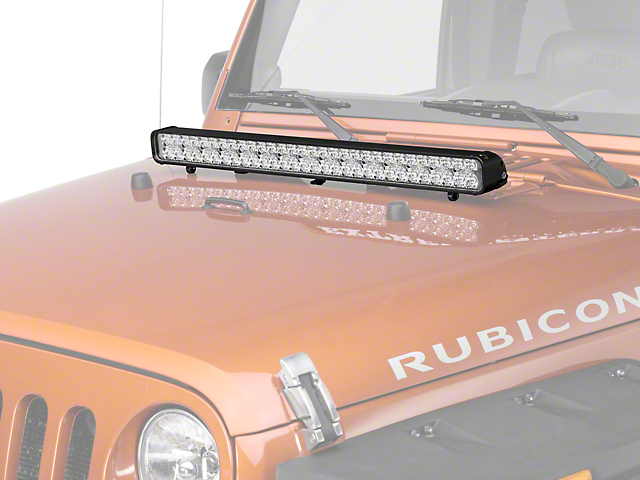 Vision x jeep wrangler 32 in xmitter led light bar euro beam xil xmitter led light bar euro beam aloadofball Image collections