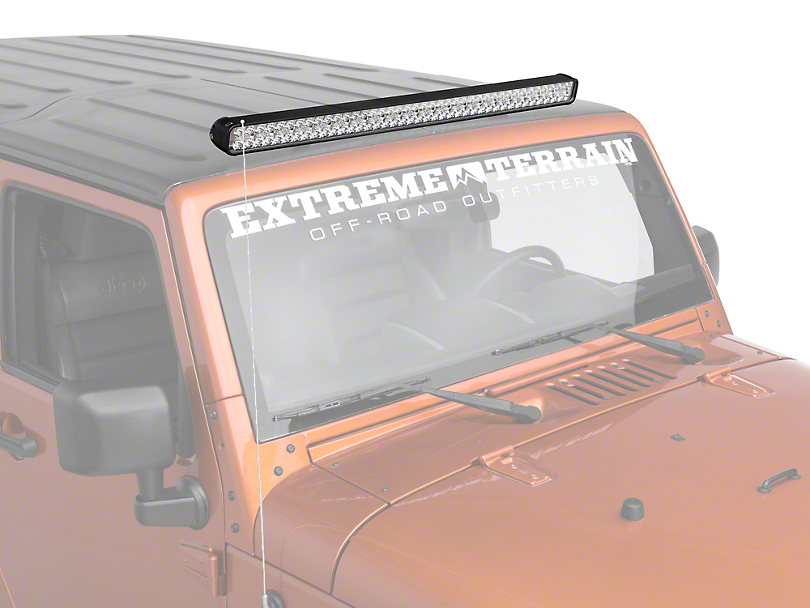 Vision X 42 in. Xmitter LED Light Bar - Euro Beam