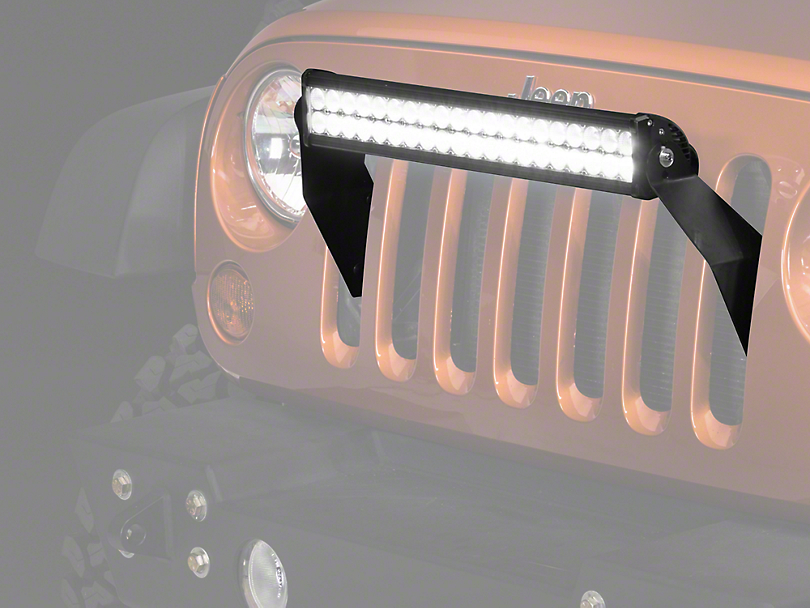 Raxiom 21.5 in. Double Row LED Light Bar - Flood/Spot Combo (87-18 Wrangler YJ, TJ & JK)