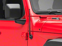 RedRock 4x4 Trail 13 in. Short Antenna (18-20 Jeep Wrangler JL)