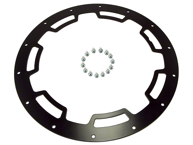 Rugged Ridge Rim Protector - Black - 18in. (07-17 Wrangler JK)
