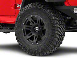 Rugged Ridge XHD Satin Black Wheel; 18X9 (18-20 Jeep Wrangler JL)
