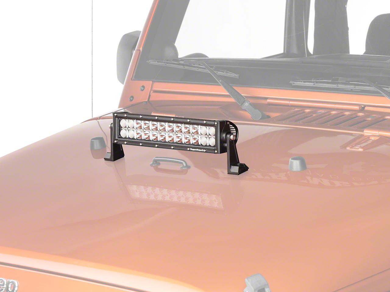 Rugged Ridge 13.5 in. LED Light Bar - Flood/Spot Combo
