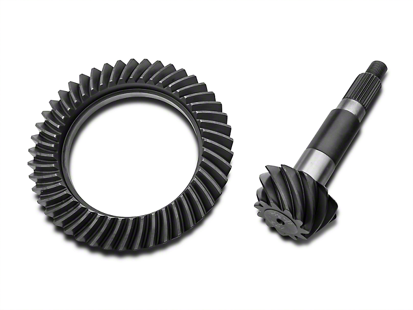 Yukon Gear Dana 44 Rear Axle Ring Gear and Pinion Kit - 4.11 Gears (97-06 Jeep Wrangler TJ, Excluding Rubicon)