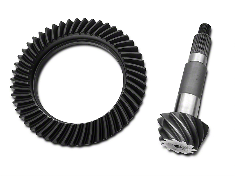 Yukon Gear Dana 44 Rear Axle Ring Gear and Pinion Kit - 4.56 Gears (97-06 Jeep Wrangler TJ, Excluding Rubicon)