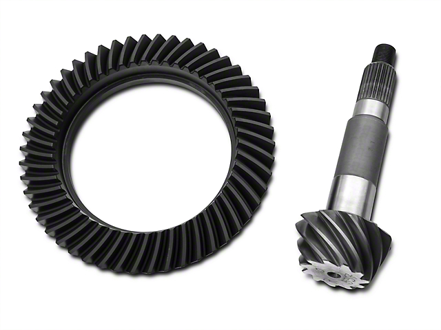 Yukon Gear Dana 44 Rear Ring Gear and Pinion Kit - 4.56 Gears (97-06 Wrangler TJ, Excluding Rubicon)